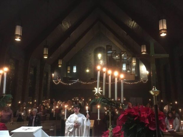 Christmas Eve: Festival Service of Holy Communion
